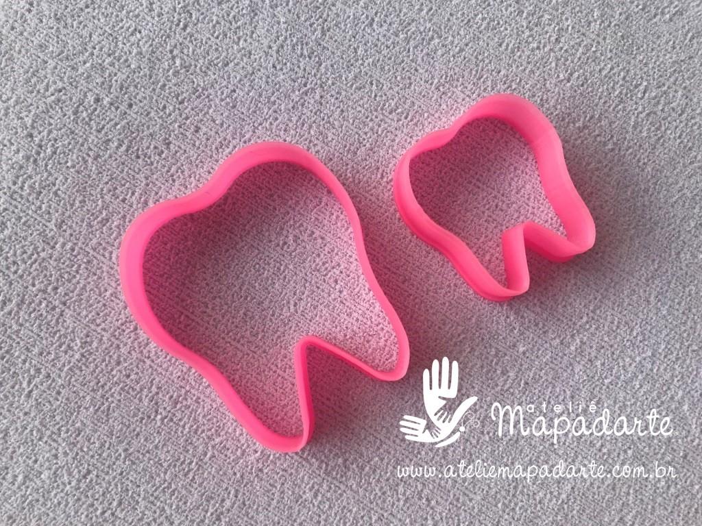 Foto2 - Cód M2868 Cortador de dente em plástico PLA ref. 249-4 01 un (AC)