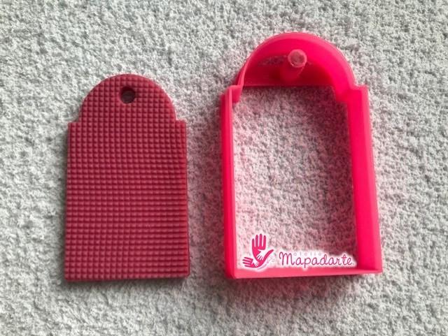 Foto 1 - Cód M997 Cortador de tag em plástico PLA ref.109-7 01 un (AC)