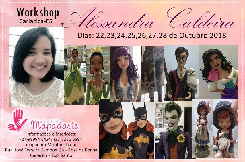 Foto8 - 3000 Workshop Alessandra Caldeira (01 AULA PRESENCIAL A ESCOLHER)