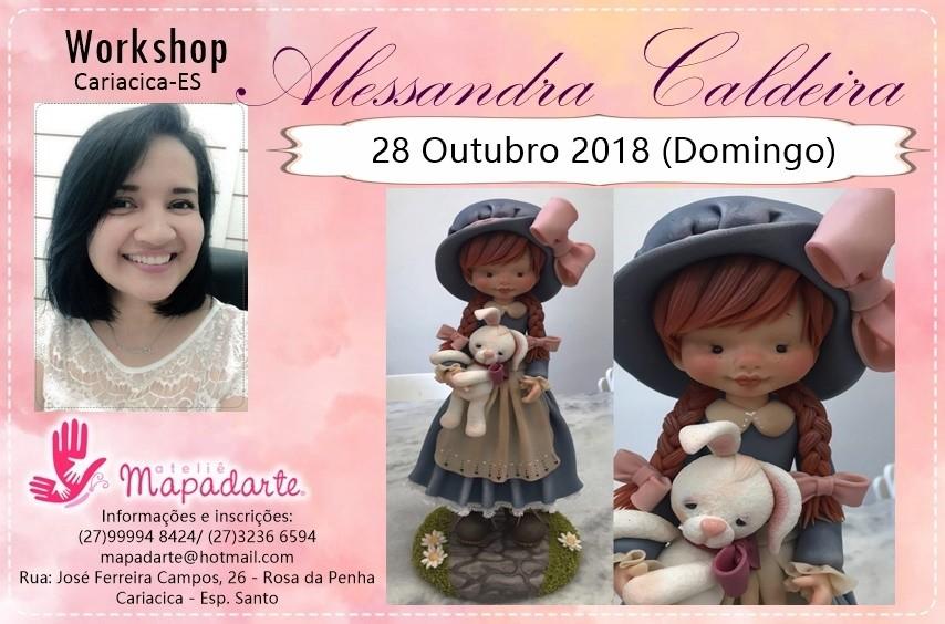 Foto7 - 3000 Workshop Alessandra Caldeira (01 AULA PRESENCIAL A ESCOLHER)