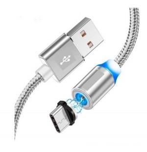 Foto2 - Cabo USB Magnético Type-C Sumexr SX-B16C
