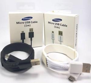 Foto1 - Cabo USB Carregador Samsung V8