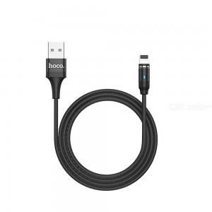 Foto2 - Cabo USB para iPhone 2.4A 1.2 metros magnético Hoco. U76
