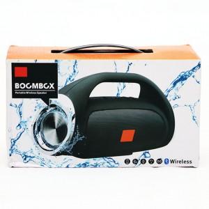 Foto1 - Caixa de som Bluetooth T&G BOOMBOX