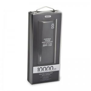 Foto1 - Carregador Portátil Power Bank REMAX Mini Pro 10000mAh RPP-155