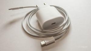Foto5 - Carregador Completo iPhone 11 Pro Max Xr Xs Usb-c iPad Pro Apple 18w