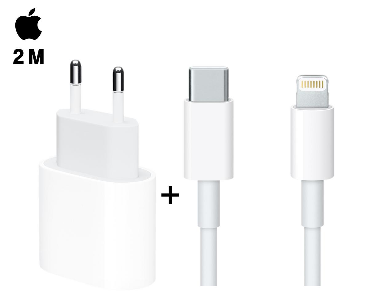 Imagem do produto Carregador Completo iPhone 11 Pro Max Xr Xs Usb-c iPad Pro Apple 18w