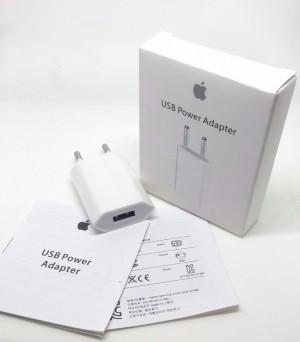 Foto3 - Carregador de parede para iPhone 5W