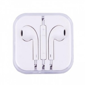 Foto2 - Fones de ouvido com microfone Apple Earpods