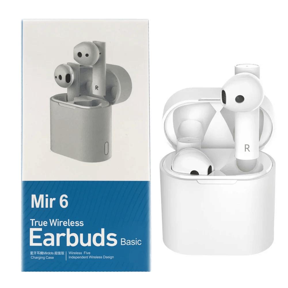 Imagem do produto Fones de ouvido Bluetooth Mir6 TWS