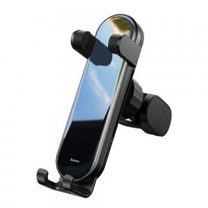Foto2 - Suporte Veicular para celular Penguin Gravity Baseus