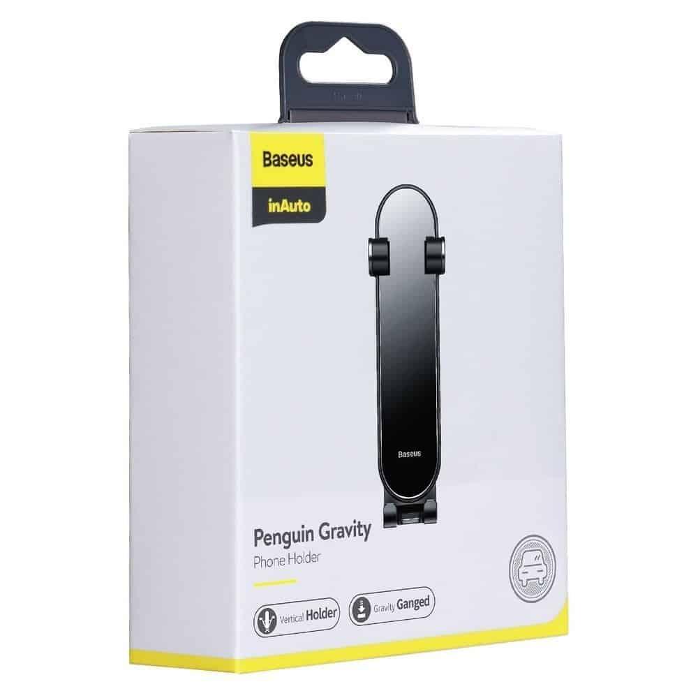 Imagem do produto Suporte Veicular para celular Penguin Gravity Baseus