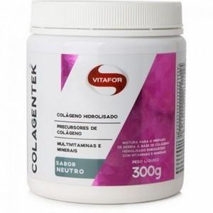 Imagem do produto Colagentek Colágeno Hidrolisado Vitafor