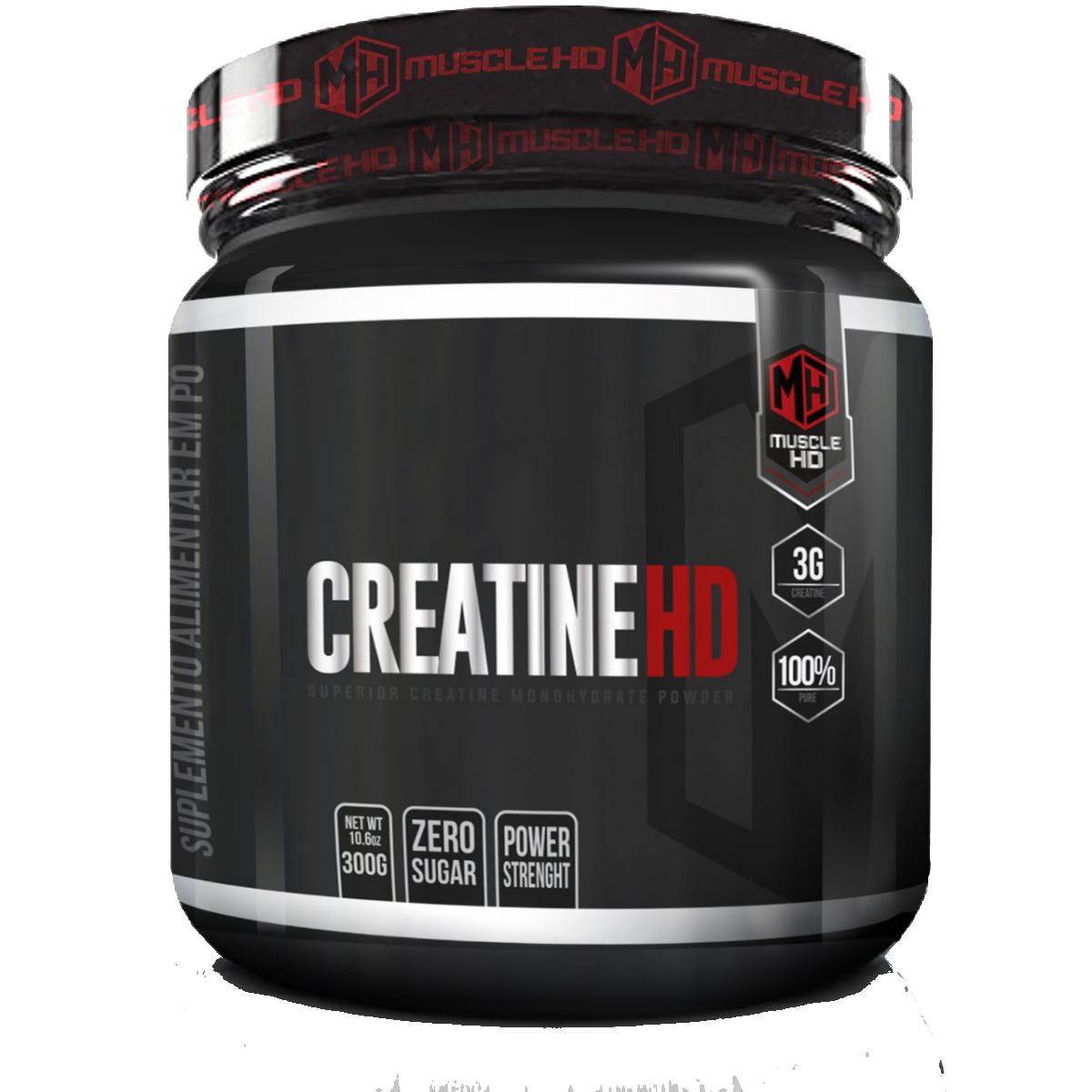 Imagem do produto CREATINE HD 100% PURE 300g