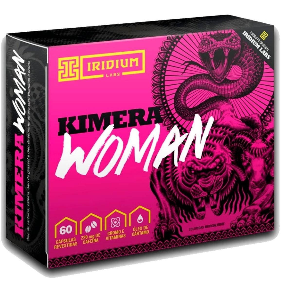 Imagem do produto KIMERA WOMAN 60 CAPS - IRIDIUM LABS