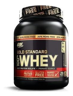 Imagem do produto Whey Protein Gold Standard 100% 1,09kg (2,4 Lbs) - Optimum Nutrition