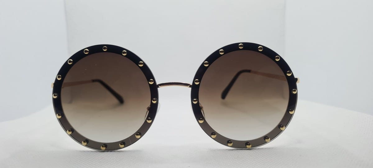 Foto 1 - Óculos Escuro Degrade Marrom Chantilly - COD. 1350