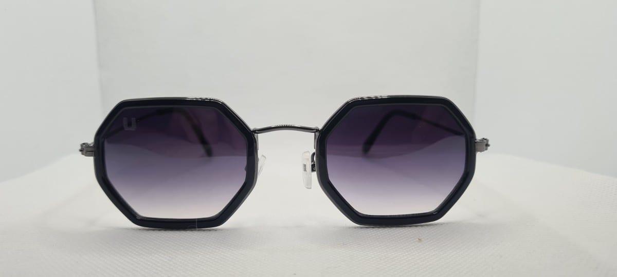 Foto 1 - Óculos Escuro Degrade Roxo Provence - COD. 1310