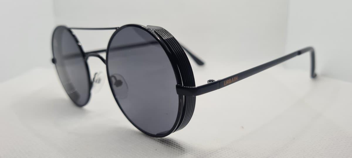 Foto2 - Óculos Escuro Preto Bordèus - COD. 1320