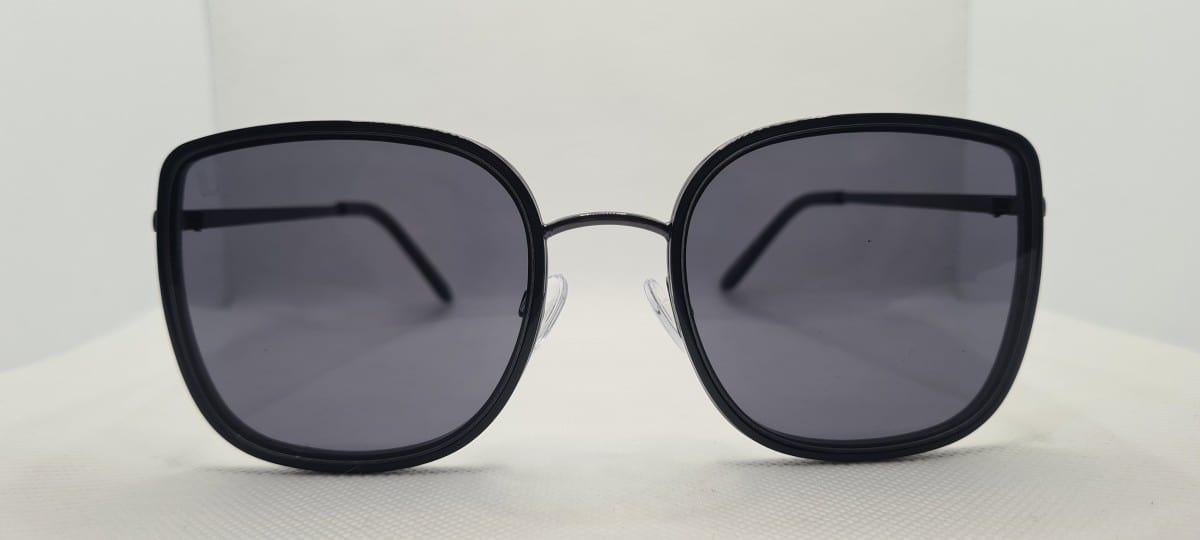 Foto 1 - Óculos Escuro Preto Mâcon - COD. 1110