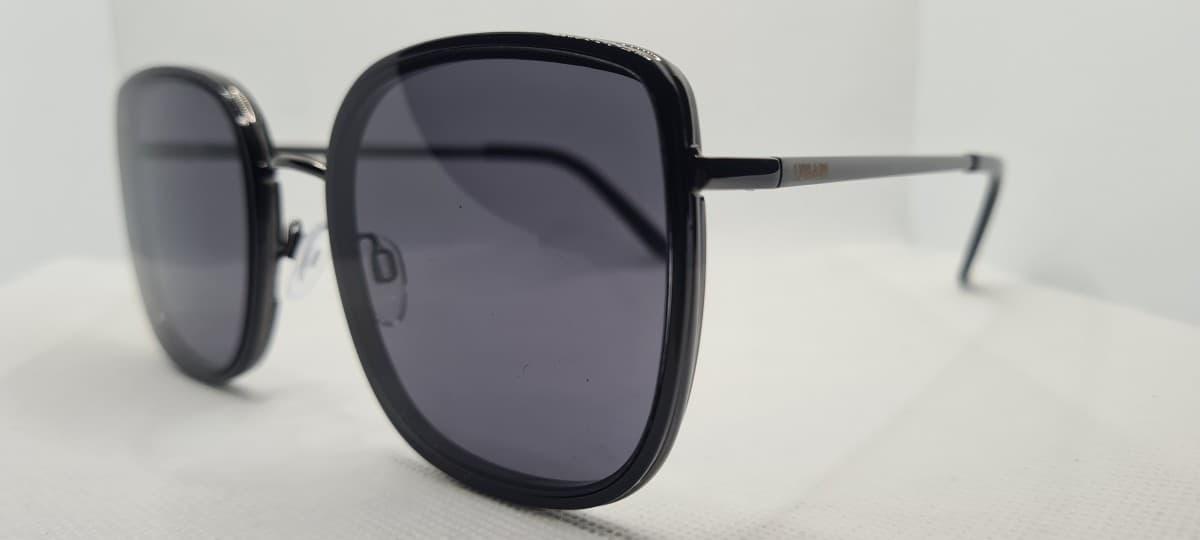 Foto2 - Óculos Escuro Preto Mâcon - COD. 1110