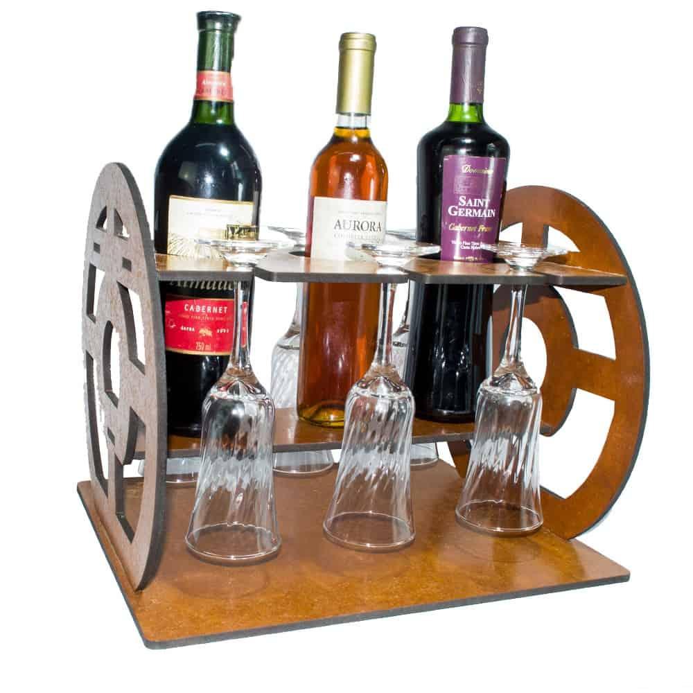 Foto 1 - Adega Rodas de Vinhos