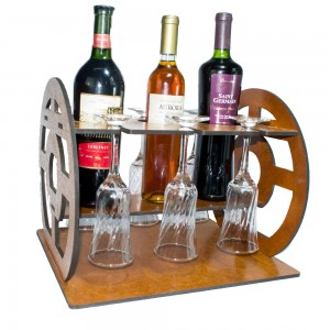 Foto1 - Adega Rodas de Vinhos