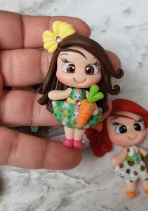 Foto8 - Aplique Meninas