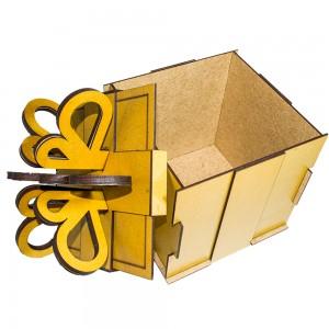 Foto1 - Caixa de Presente Bolos ou Panetones
