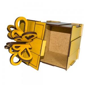 Foto2 - Caixa de Presente Bolos ou Panetones