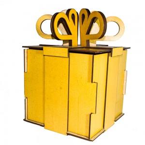 Foto5 - Caixa de Presente Bolos ou Panetones
