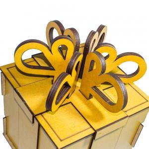 Foto6 - Caixa de Presente Bolos ou Panetones