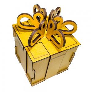 Foto7 - Caixa de Presente Bolos ou Panetones