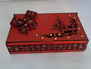 Foto1 - Caixa Para Bombons