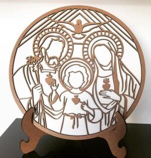 Mandala Sagrada Família