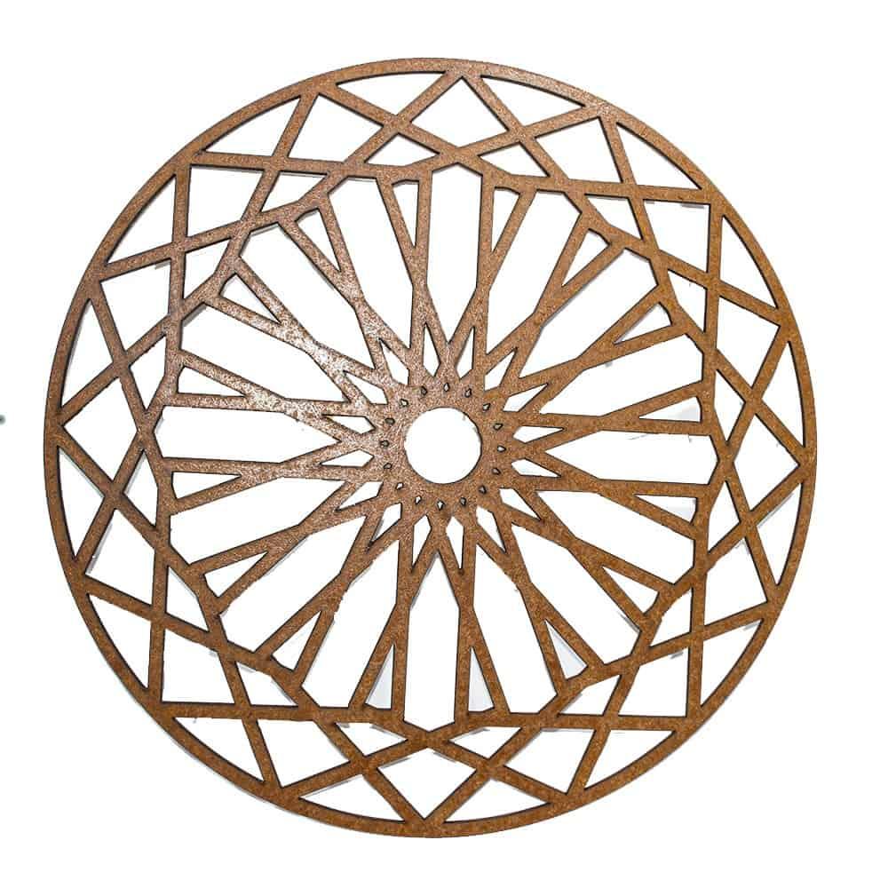 Foto 1 - Mandala Decorativa
