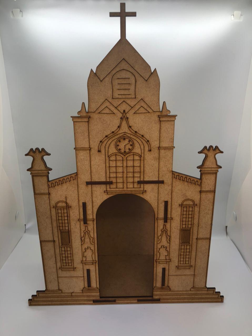 Foto 1 - Oratório Igreja