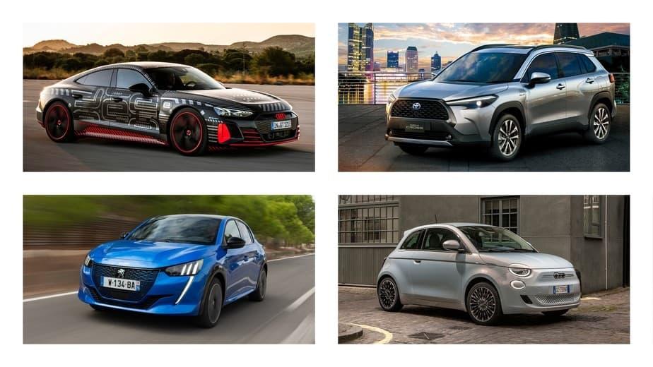 Os carros elétricos e híbridos que chegam ao Brasil em 2021