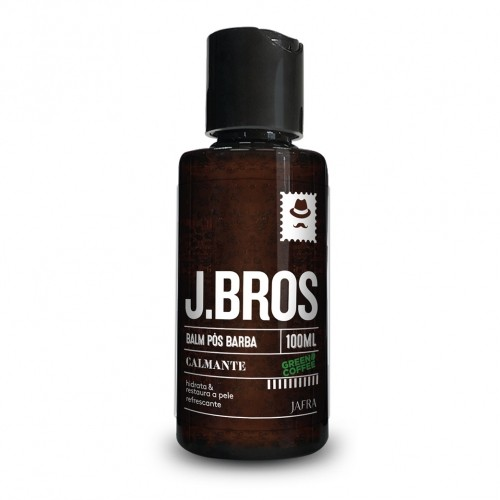 Foto4 - kit Hidratação e Beleza Masculina J. Bros Jafra