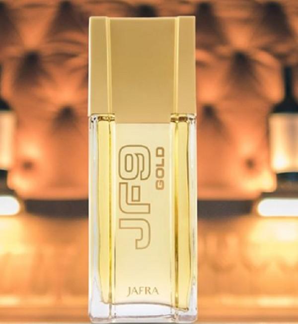 Foto3 - Perfume Importado JF9 Gold Masculino Original Jafra - 100ML