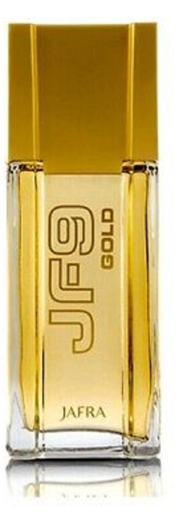 Foto4 - Perfume Importado JF9 Gold Masculino Original Jafra - 100ML