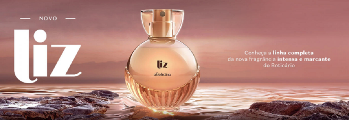 Foto3 - Perfume Liz Feminino Floral Intenso Marcante O Boticário 100ml