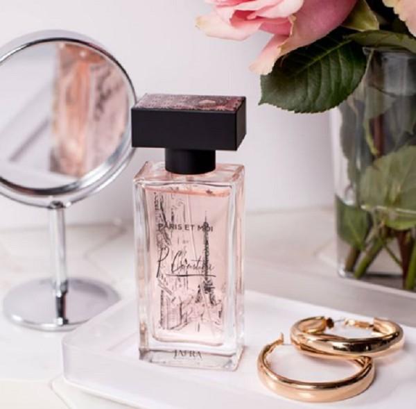 Foto4 - Perfume Paris Et Moi Feminino Importado Original 50ml