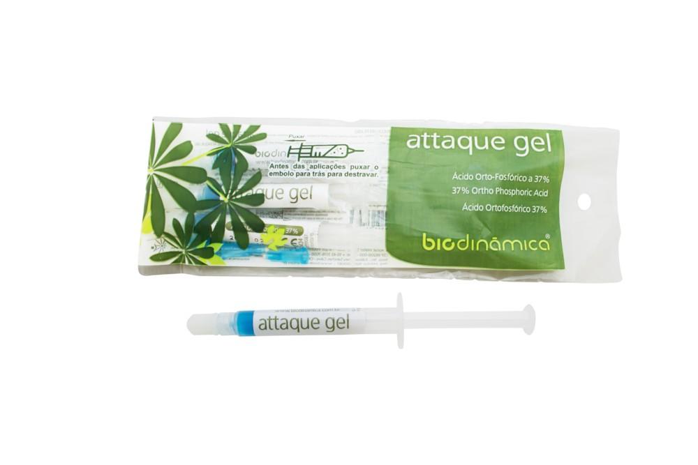 Foto 1 - ÁCIDO FOSFÓRICO 37% - attaque gel biodinamica c/3