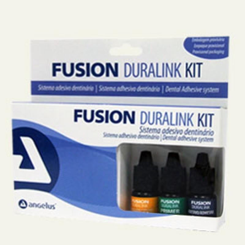 Foto 1 - Adesivo fusion duralink kit