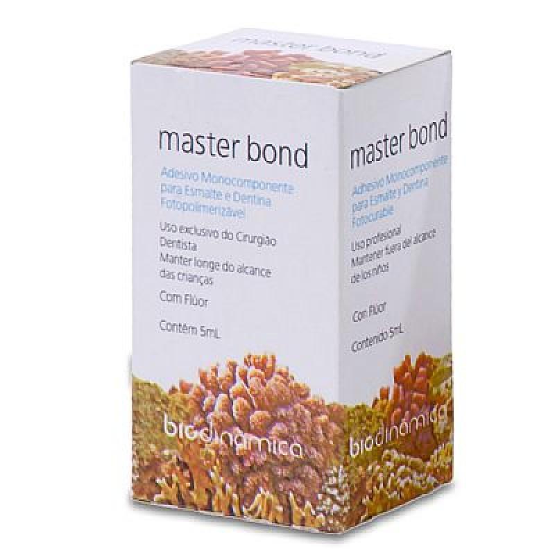 Foto 1 - Adesivo master bond 2.1 biodinamica