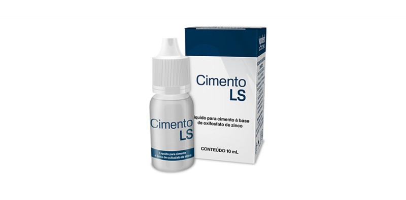 Foto 1 - Cimento zinco LS liq