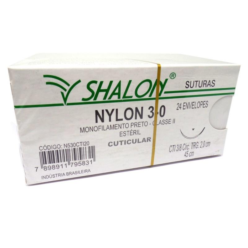 Foto 1 - FIO NYLON SHALON
