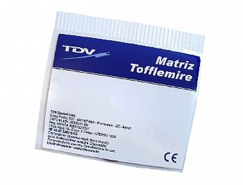 Foto 1 - Fita matriz tofflemire c/12