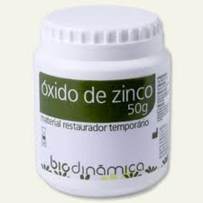 Foto 1 - Oxido zinco biodinamica